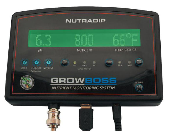 Nutradip Growboss 2.0, Electronics - Future Harvest