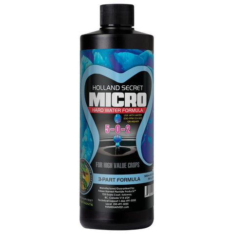 Holland Secret - Micro (Hard Water)