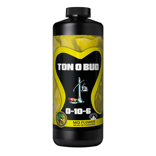 Liquid Ton O Bud Additives Future Harvest