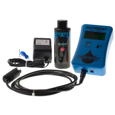 Nutradip Portable Nutrient Meter (PPM) - Future Harvest