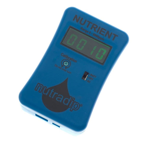 Nutradip Portable Nutrient Meter (AC/DC), Electronics - Future Harvest