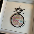 Mappy Engagement - On The Map