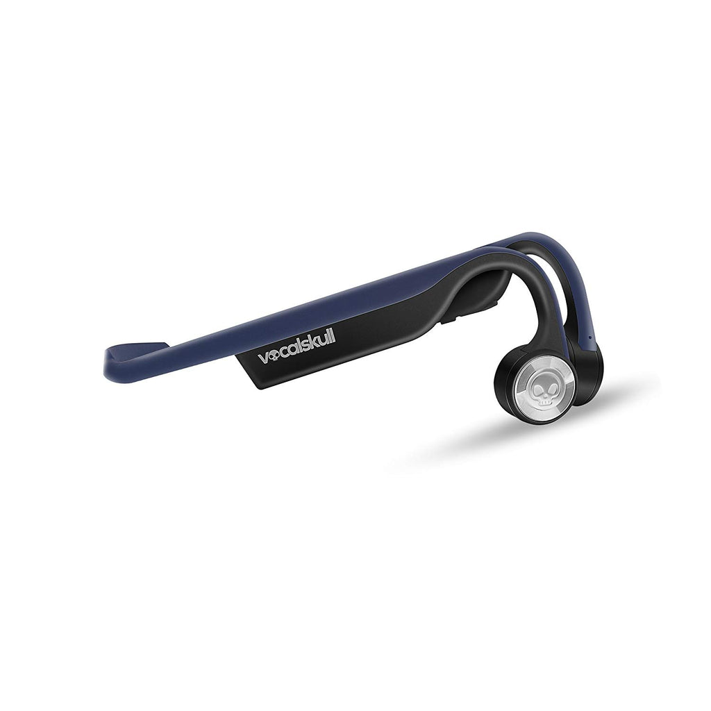 VOCALSKULL Beyond Bone Conduction FM Headphones Blue
