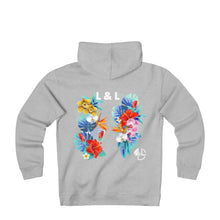 Load image into Gallery viewer, L&L Sweat Capuche Unisex #Tropical - L&L since 2007