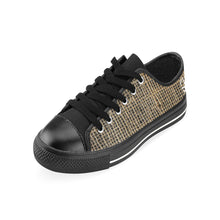 Charger l'image dans la galerie, L&L Sneakers Man Low Hessian Men's Classic Canvas Shoes (Model 018) - L&L since 2007
