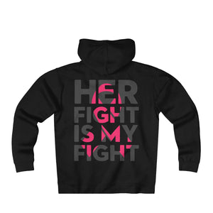 Capuche & Zip #Her fight is my fight - L&L since 2007