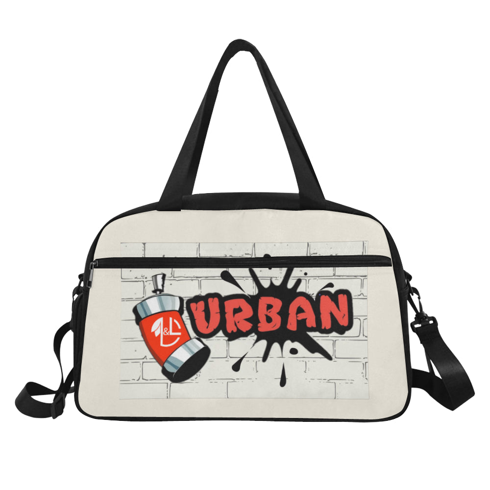 L&L Urban Logo 1 Fitness Handbag (Model 1671) - L&L since 2007