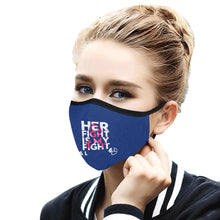 Load image into Gallery viewer, L&L Engagement Masque / Mouth Mask (2 filtres PM2.5 inclus & offerts)