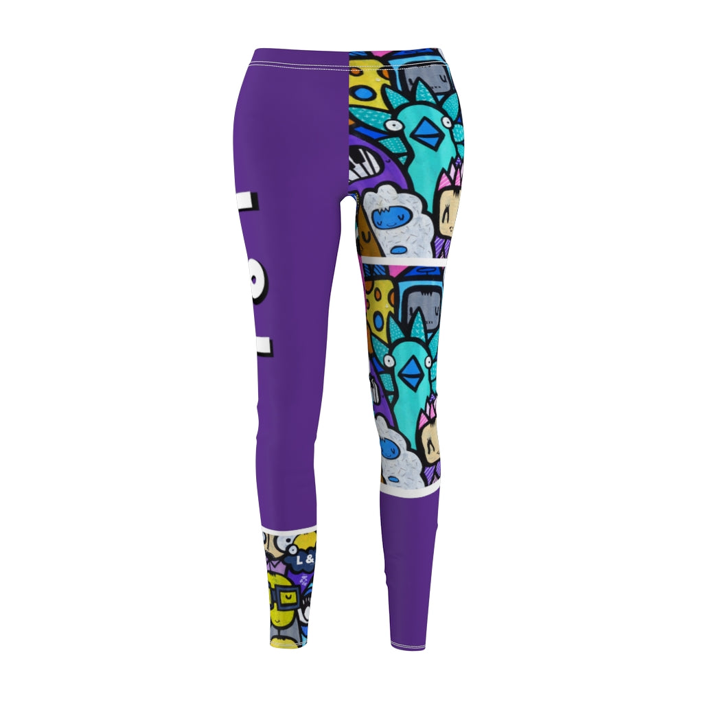 L&L Design Street-Art Leggings