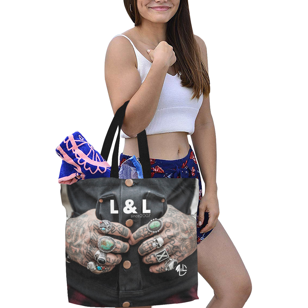 "L&L Sac  ""Le Tote Bag by L&L"" - L&L since 2007"
