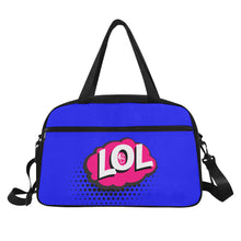 Load image into Gallery viewer, lol-Logo 1 Fitness Handbag (Model 1671) - L&L since 2007