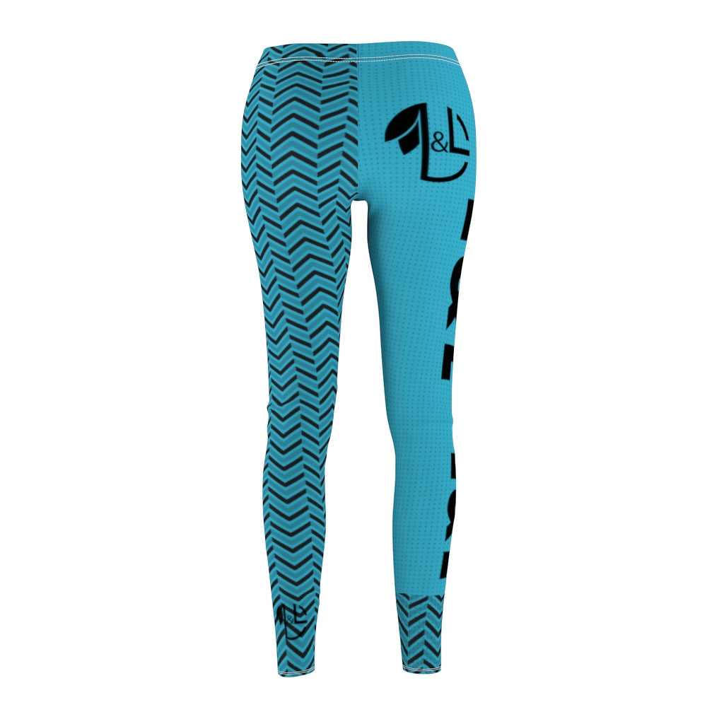 L&L Design Leggings Zebracool