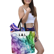 "Load image into Gallery viewer, L&L Sac  ""Le Tote Bag by L&L"" - L&L since 2007"
