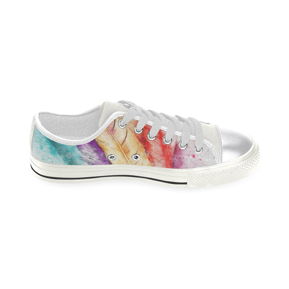L&L Sneakers Low Women's Classic Canvas Shoes (Model 018) - L&L since 2007