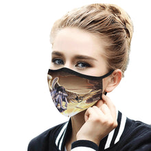 Charger l'image dans la galerie, L&L Masque / Mouth Mask (2 filtres PM2.5 inclus & offerts)