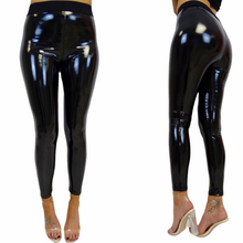 Load image into Gallery viewer, Sexy faux leather leggings - L&L since 2007