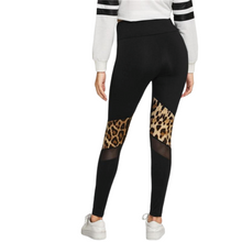 Load image into Gallery viewer, Leggings noir Athleisure - L&L since 2007