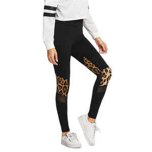 Leggings noir Athleisure - L&L since 2007