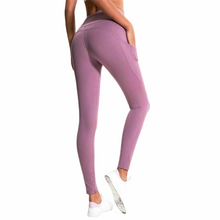 Load image into Gallery viewer, Leggings neufs Poches Casual - L&L since 2007