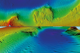 M/Y UMBRA Uses WASSP to Find Underwater Volcanoes