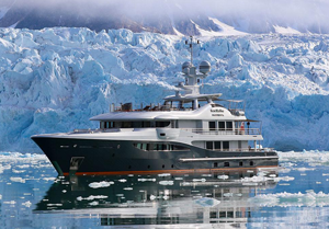 On board with Jonathan Rothberg, owner of 55m explorer yacht Gene Machine