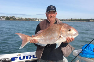 Talking to the Hauraki Gulf's King of Snapper – Captain Swish