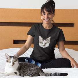Your Pet on a Tee T-shirt Bailey's Blanket