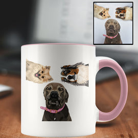 Your Pet on a Mug Drinkware Bailey's Blanket