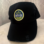 Earth Girl Distressed Hat