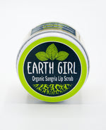 Organic Sangria Lip Scrub --- Happy Hour Starts Now!