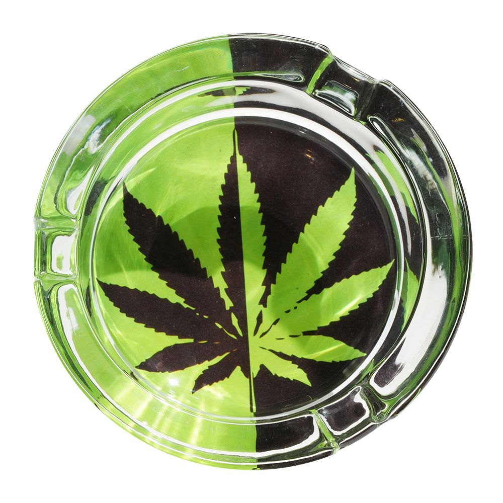 Marijuana Glass Ash Trays