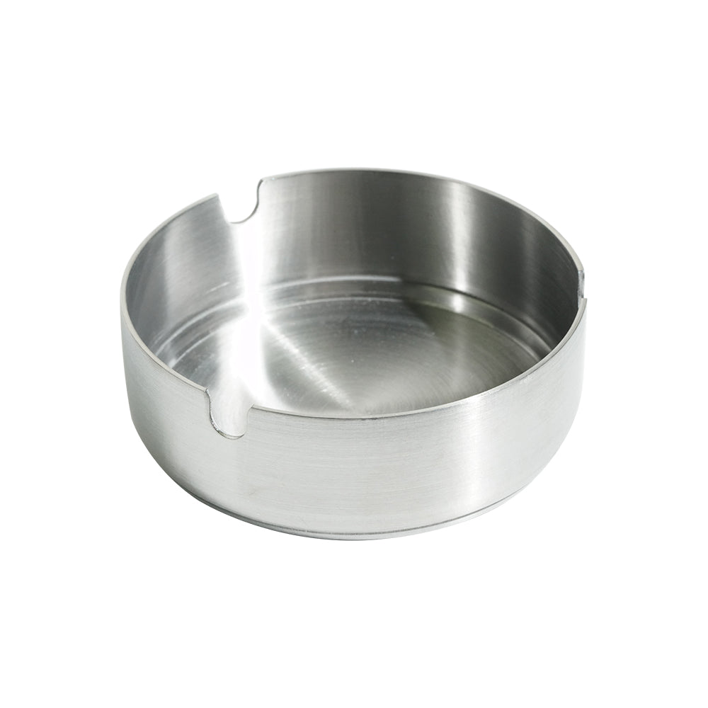Stainless Metal Ash Tray