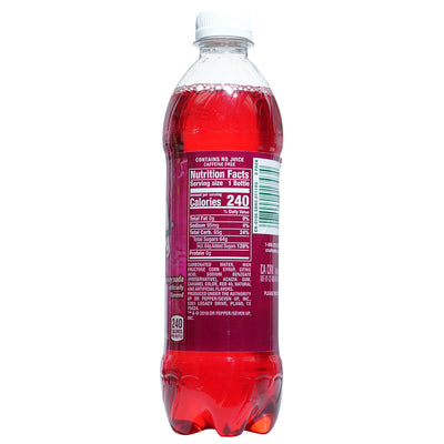 Crush Soda 16.9oz Bottle