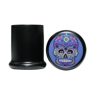 Day Of The Dead Pop Top Jars