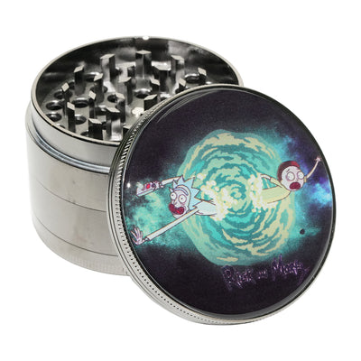 Rick & Morty Grinders
