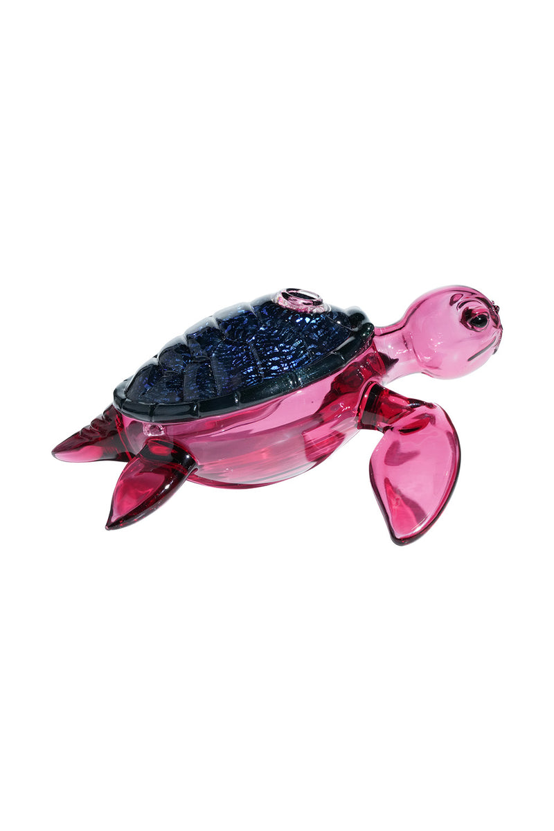 Turtle Time Gold Ruby Turtle