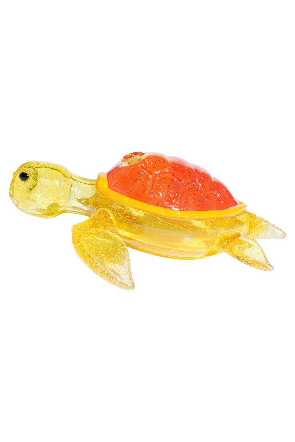 Turtle Time Light Orange Crush Turtle