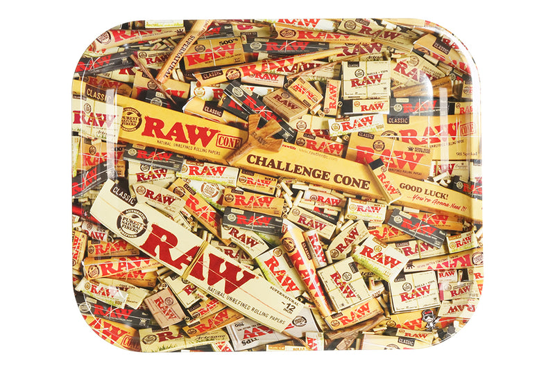 Raw Trays