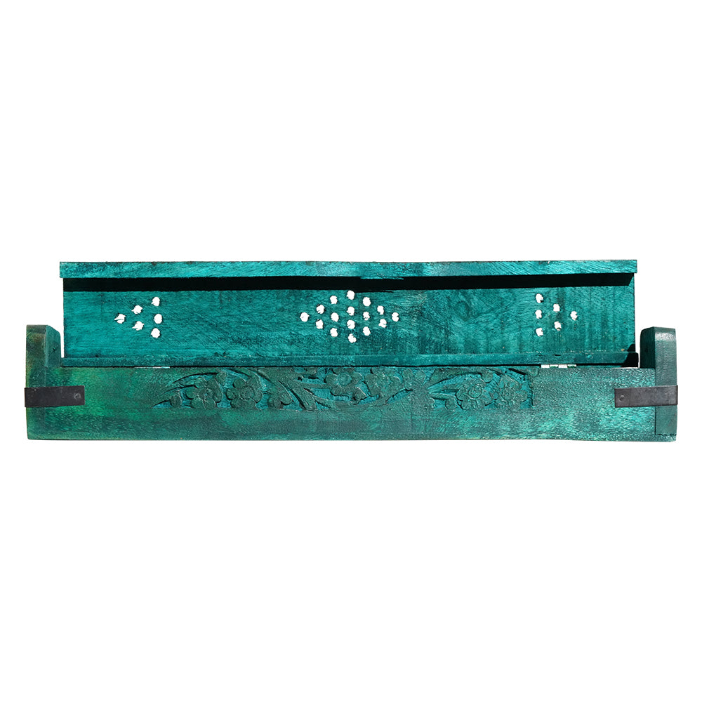 Incense Stick Wood Box Holder