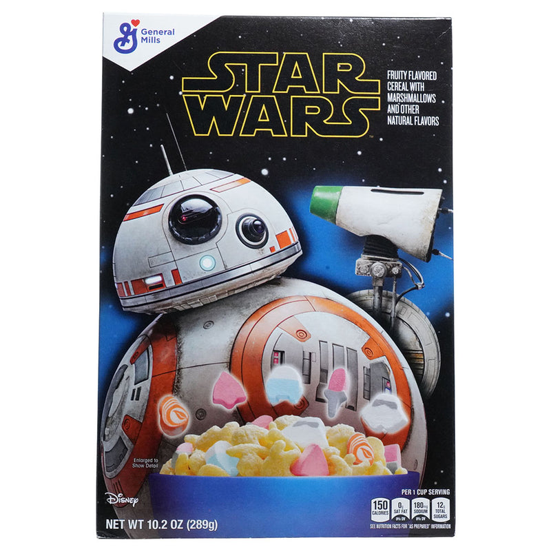 Star Wars Cereal