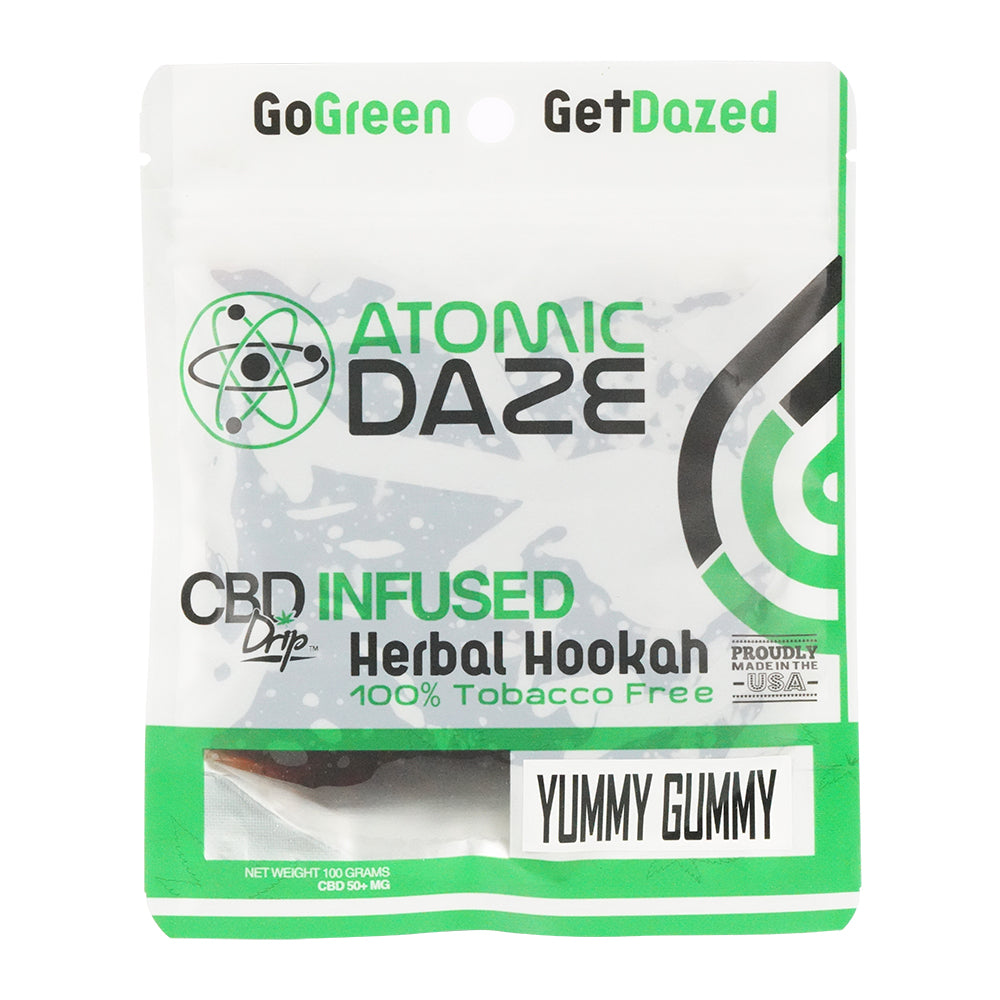 Atomic Daze Herbal Hookah Tobacco