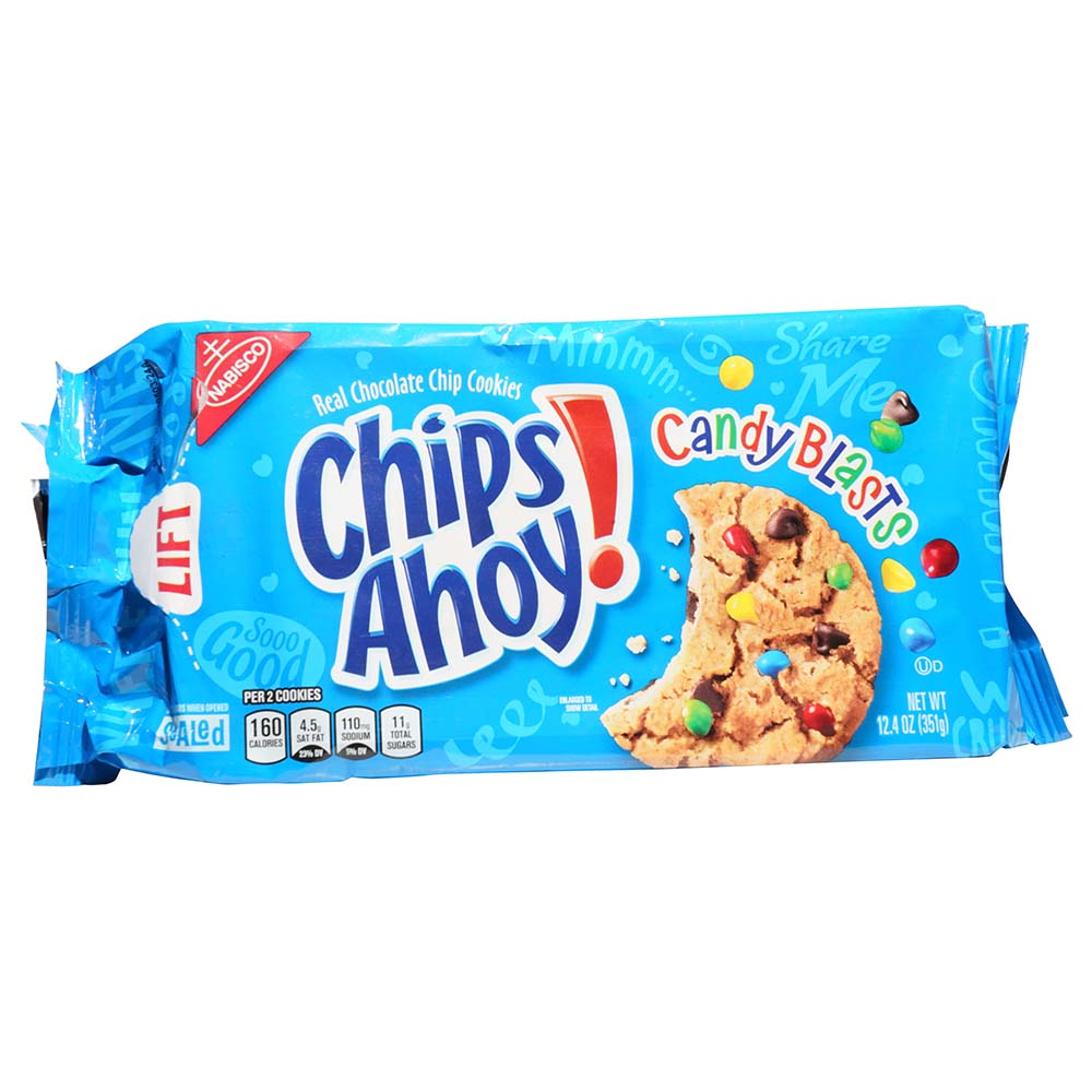 Chips Ahoy Candy Blast