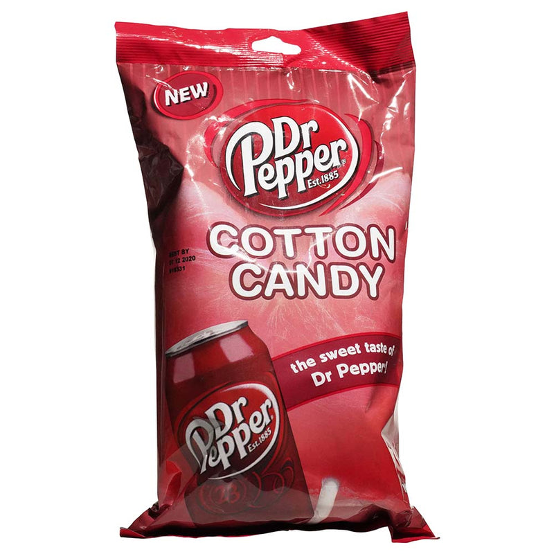 Dr Pepper Cotton Candy