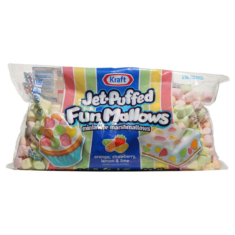 Jet Puffed Fruit Marshmallows