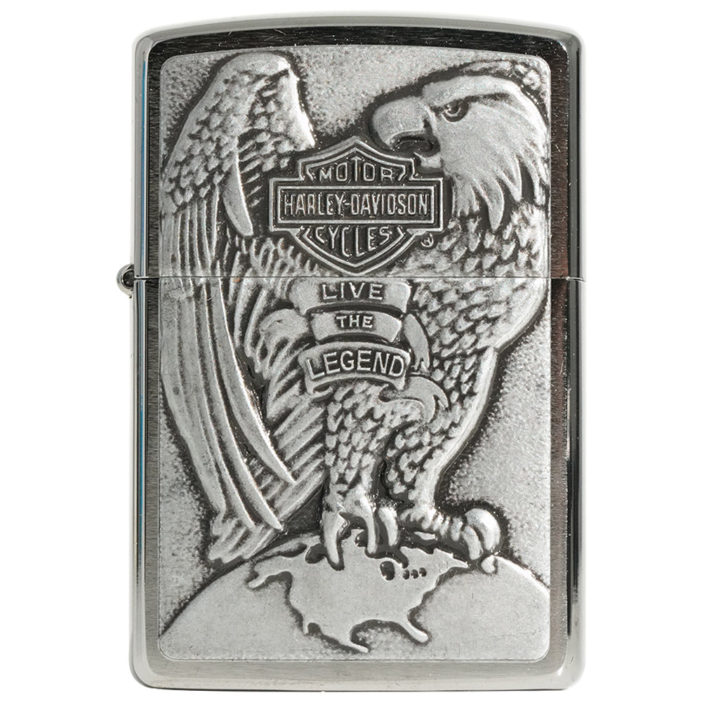 Zippo 200HD H231 Made USA Eagle