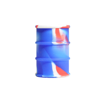 Silicone Wax Barrel Container