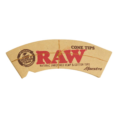 Raw Paper Tips