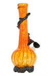 Noble Glass Wrap Orange w/Black