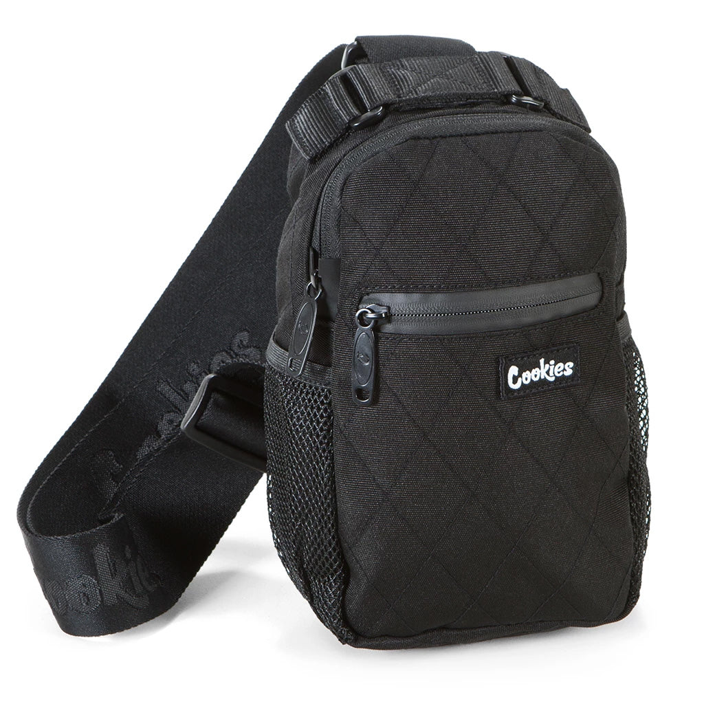 Cookies Noah Quilted Over The Shoulder Sling Bag