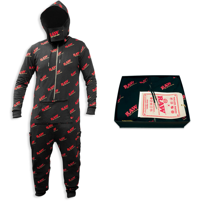 Raw Onesie Pajamas